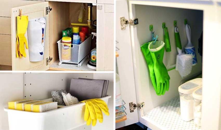 хранение резинговых перчаток
