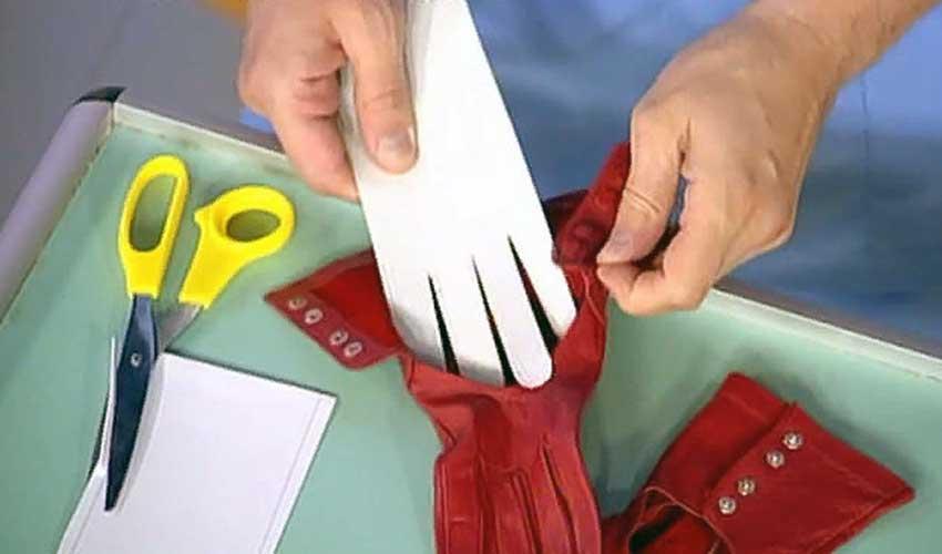 хранить перчатки дома