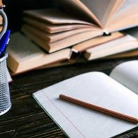 Организация хранения учебников и тетрадей