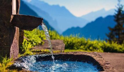 Правильно хранение воды в домашних условиях