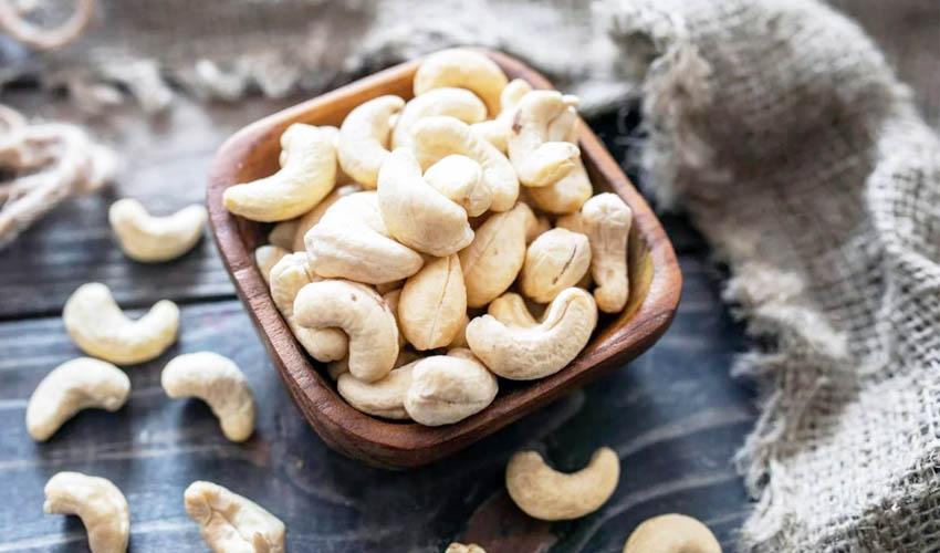 как хранить орехи кешью