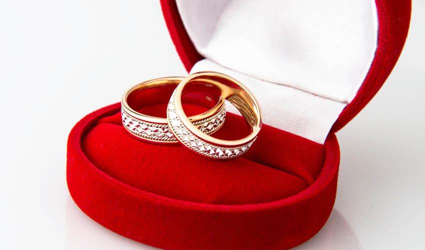 хранение свадебных колец