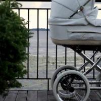 Хранение детской коляски в домашних условиях