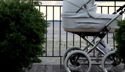 Хранение детсой коляски в домашних условиях